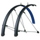 SKS Bluemels Stingrey 45 spatbordenset blauw/zwart